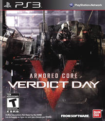 Armored Core Verdict Day PS3  - PS3