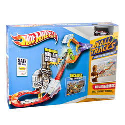 Hot Wheels pista za zid