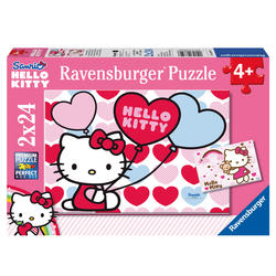 Ravensburger dječje puzzle Hello Kitty