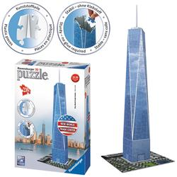 Ravensburger 3D puzzle New World Trade Center 216 dijelova