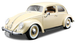 Burago Gold VW Kafer Beetle (1955)