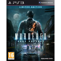 Murdered: Soul Suspect Special Edition PS3  - PS3