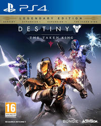 Activision Destiny The Taken King: Legendary Edition PS4  - PS4