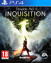 Dragon Age: Inquisition PS4  - PS4