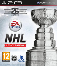NHL 16 Legacy Edition PS3  - PS3