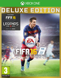 FIFA 16 Xbox One Deluxe Edition  - Xbox One