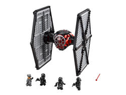 First Order Special Forces TIE fighter 75101