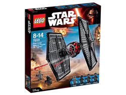 LEGO® Star Wars™ First Order Special Forces TIE fighter 75101