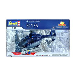 "EC135 ""Flying Bulls"" incl. Accessories - 165"