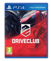 DriveClub PS4  - PS4