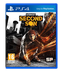 InFamous Second Son PS4  - PS4