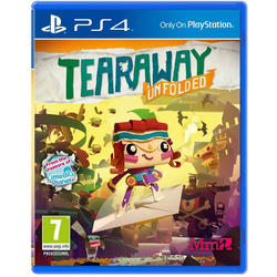 Tearaway Unfolded Standard Plus Edition PS4  - PS4