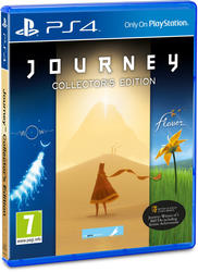 Journey Collectors Edition PS4  - PS4