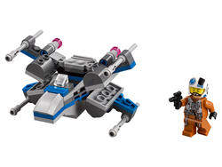 Resistance X-Wing Fighter™ 75125