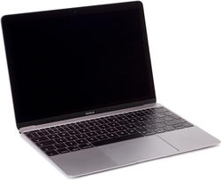 MacBook Dual-Core 1.1GHz Space Gray