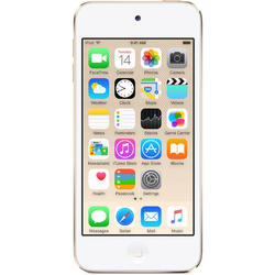 Apple iPod touch  - Zlatna - 64 GB