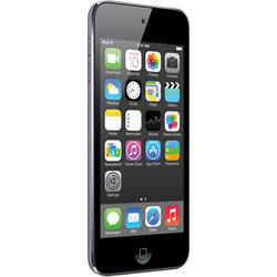 Apple iPod touch  - Space siva - 64 GB