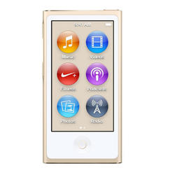 Apple iPod nano  - Zlatna - 16 GB