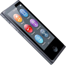 Apple iPod nano  - Space siva - 16 GB