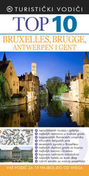 Top 10 Bruxelles, Brugge, Antwerpen i Gent, Anthony Mason