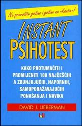 Instant psihotest, Lieberman, David J.
