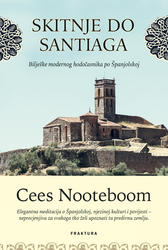 Skitnje do Santiaga, Cees Nooteboom