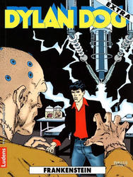 Frankenstein - Dylan Dog 020