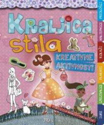 Kraljica stila, Andrea Pinnington
