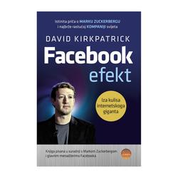 Facebook efekt, David Kirkpatrick