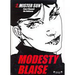 Modesty Blaise 2, Holdaway&O'Donnell