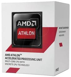 Athlon X4 5150, AM1, box CPU