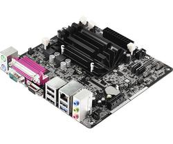 ASRock Mini ITX MB with Onboard Intel Quad Core J1900 CPU