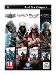 Assassin's Creed Ultimate Collection PC