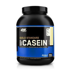 Optimum Nutrition 100% Gold Standard Casein , 1800 g  - Banana