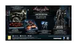 Batman Arkham Knight Memorial Edition PC