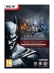 Batman Arkham Triple Pack PC
