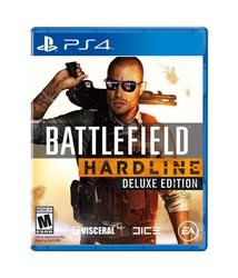 Battlefield Hardline Deluxe Edition PS4