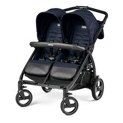 Peg Perego Kolica za blizance Book For Two  - Mod Navy