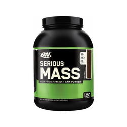 Optimum Nutrition Serious Mass, 2720 g  - Čokolada