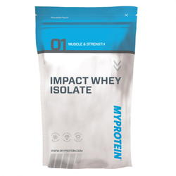 Impact Whey Isolate, 2500 g