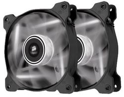 Air Series AF120mm LED PC Case Fans Twin Pack