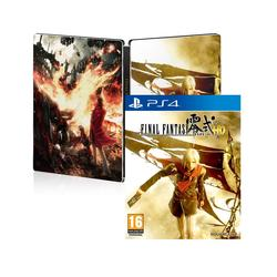 Final Fantasy Type 0 HD Steelbook Edition PS4