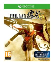 Final Fantasy Type 0 HD XONE