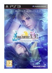 Final Fantasy X X 2 HD Remaster Limited Edition PS3