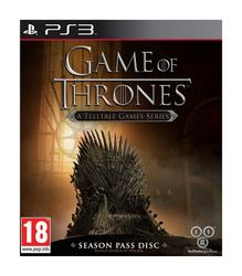 Game of Thrones Season 1 TTG Series PS3