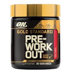 Optimum Nutrition Gold Standard Pre Workout, 330 g  - Jabuka