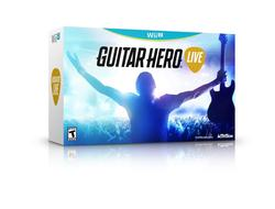 Guitar Hero Live WIIU