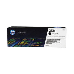 312X High Yield Black Original LaserJet Toner
