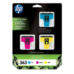 363 Ink Cartridges 3-pack
