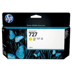 727 130-ml Yellow Designjet Ink Cartridge